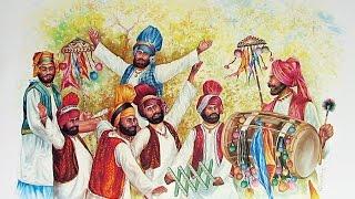 Punjabi Boys Dancing | Punjab Folk Dance | Dance Party at Room