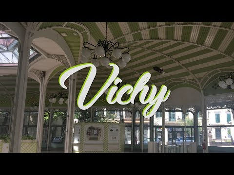Vichy the unknown French Capital