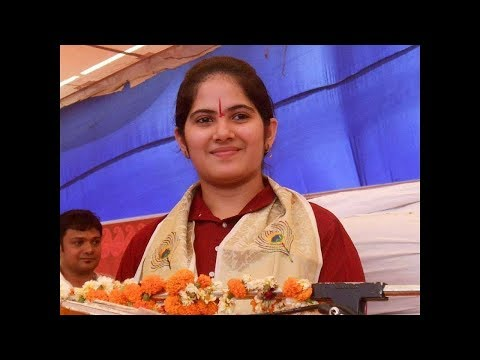 Jaya Kishori Bhajan 2018    Radhe Krishna Radhe Krishna Krishna Radhe Radhe    Shyam Bhajan Sandhya