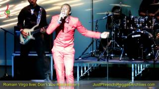 Romain Virgo DON 39 T YOU REMEMBER LIVE.mp3