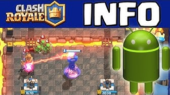 ANDROID RELEASE - NEUIGKEITEN || CLASH ROYALE || Let's Play CR [Deutsch/German HD+]