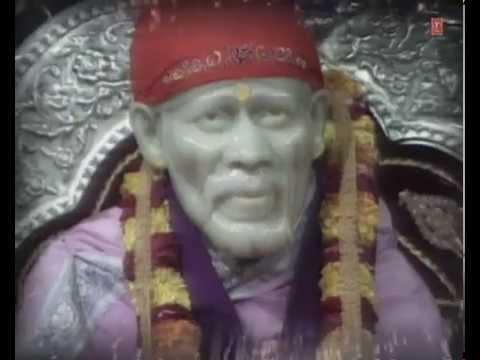 Sainath Paahila Marathi Sai Bhajan By Anand Shinde [Full Video Song] I MAJHA SAINATH