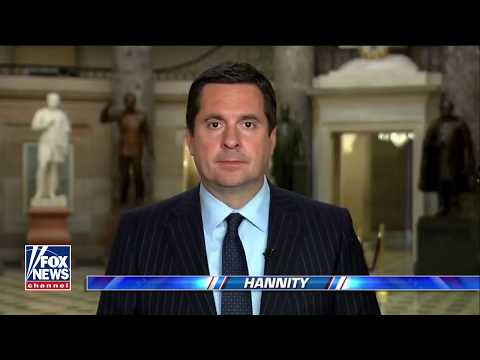 Chairman Nunes on McCabe firing, upcoming Inspector General report on Fox