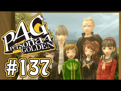 Persona 4 Golden - Episode 137 :: Final Goodbyes (2/2)