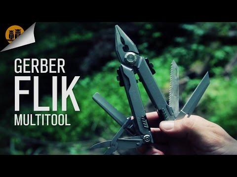 Gerber FliK   Multitool   Field Review
