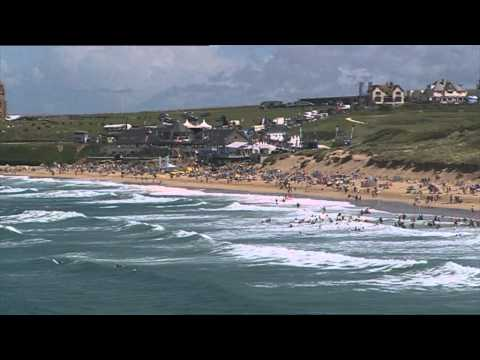Newquay cornwall uk visit britain unravel travel tv