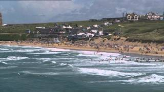 Newquay, Cornwall, UK - Visit Britain - Unravel Travel TV