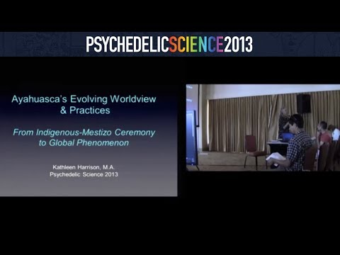 Ayahuasca Workshop: Ethnobotany, Safety, and Expansion - Part 4/5