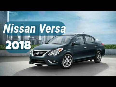 Novo Nissan Versa 2018