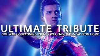 Spider-Man MCU ULTIMATE Tribute (Spider-Man Compilation)