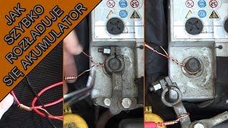 CAR | Ile prądu pobiera samochód z akumulatora podczas postoju. Jak zmierzyć.
