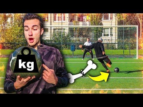 ULTIMATIVE FUßBRUCH FUßBALL CHALLENGE ft. WASSERBALL!!