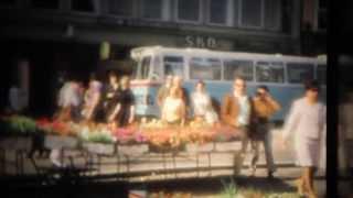 super 8mm european vacation film 60s 70s part 2