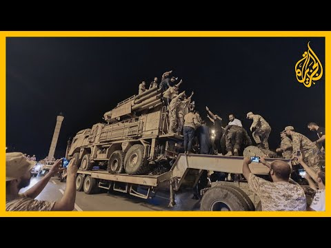 ليبيا.. دعوة ألمانية لوقف القتال واتصالات لواشنطن لوقف هجوم حفتر  - نشر قبل 5 ساعة