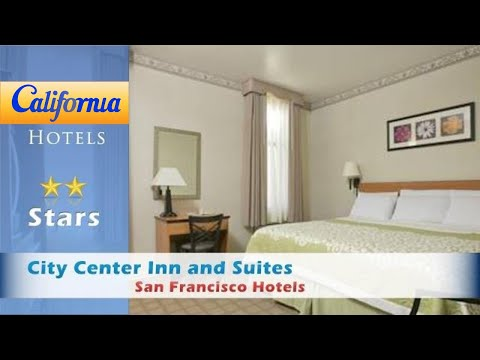 City Center Inn And Suites, San Francisco Hotels - California