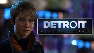 ИгроСериал Detroit Become Human Часть 3