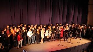 Военную драму «28 панфиловцев» представляют режиссёры Ким Дружинин и Андрей Шальопа