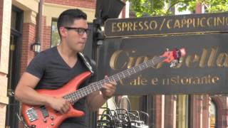 Joshua Young Best Bass solos