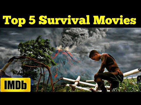 Top 5 Survival Movies List Dubbed In Hindi || By Top Filmy Boy Review