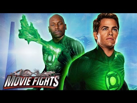 Who Should Play Green Lantern? - MOVIE FIGHTS!