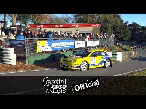 MSN Rally Championship 2017/18 - Round 2 Cadwell Park