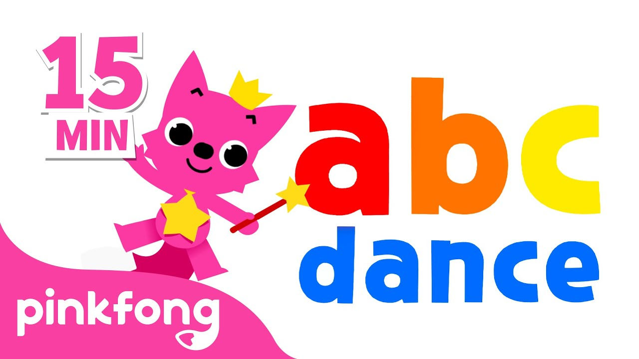 ABC Phonics Song | ABC with Hands | +Compilation | Pinkfong Videos for Children