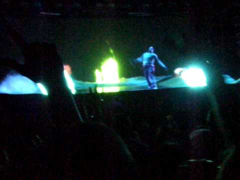 Kanye West -  Get'em High - Glow In The Dark  - Las Vegas