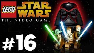 Прохождение LEGO Star Wars: The Video Game - Эп-д III: Месть Ситха - Глава 5: Провал джедаев