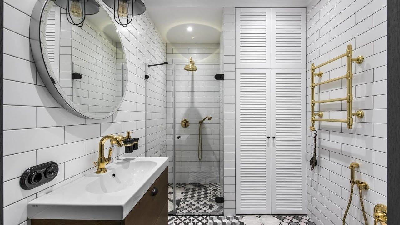 Идеи дизайна ванной комнаты. Дизайн ванной в современном стиле