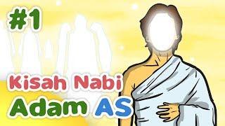 Download Video Kisah Nabi Adam AS Awal Penciptaan Makhluk Allah SWT - Kartun Anak Muslim Indonesia MP3 3GP MP4