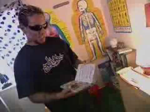 P.O.D. on MTV Cribs