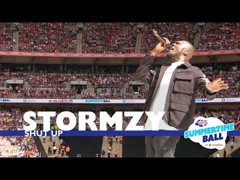 Stormzy - 'Shut Up' (Live At Capital's Summertime Ball 2017)