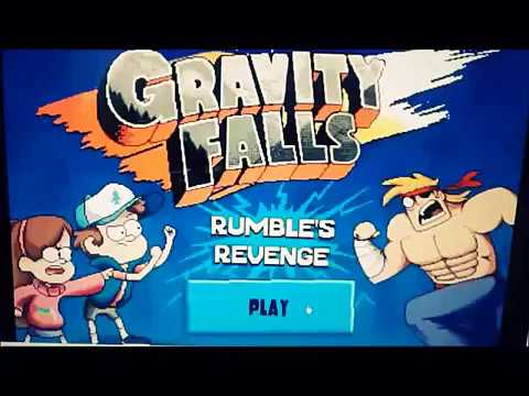 Gravity Falls: Rumbles Revenge Game play Part 1