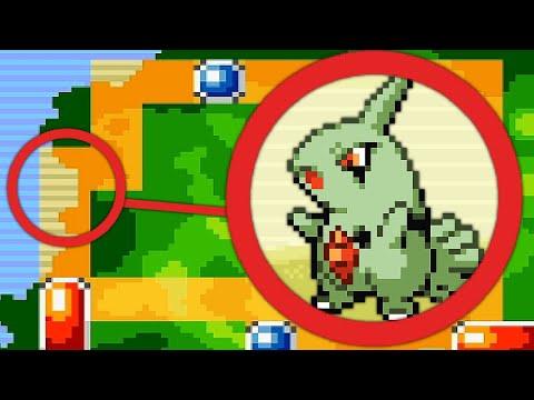 Pokemon Emerald KAIZO's RAREST Pokemon