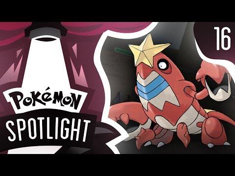 """POKEMON SPOTLIGHT: CRAWDAUNT!"" #16 Pokemon Ultra Sun & Moon! UU Showdown Live w/PokeaimMD"