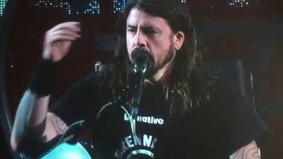 """Foo Fighters surprise Phoenix, AZ with Jewel and perform """"whole lotta love"""""""