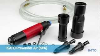 KATO Prewinder Air (KPA)