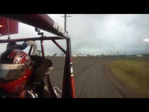 Hot Laps from Gulf Coast Speedway on 5-2-15