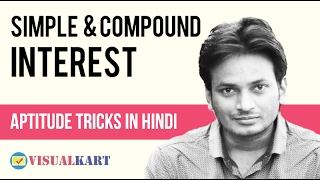 Download lagu Simple Interest and Compound Interest in Hindi MP3
