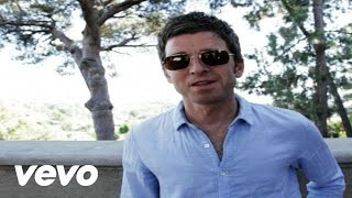 "Noel Gallagher's High Flying Birds - VEVO News Behind The Scenes Of ""If I Had A Gun...&qu"
