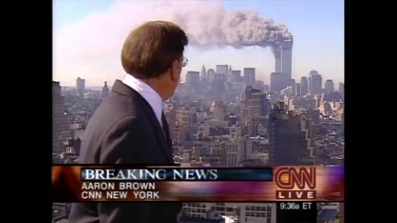 September 11th As It Happened: The Definitive Live News Montage. WE SHALL NEVER FORGET