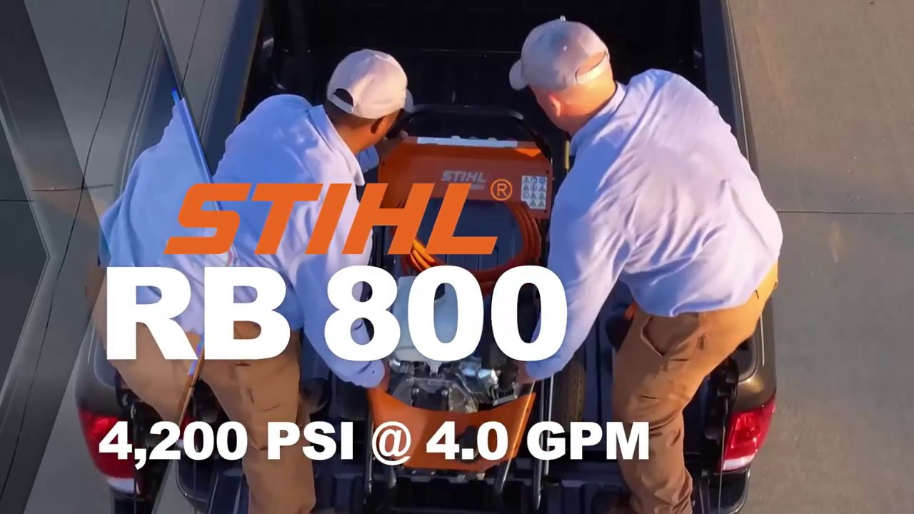 Stihl PressureWashers FINAL