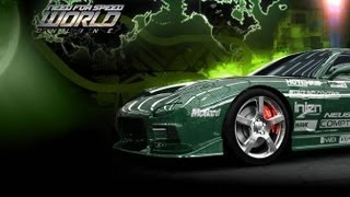 Need for Speed: World (Multiplayer GamePlay 720p HD)