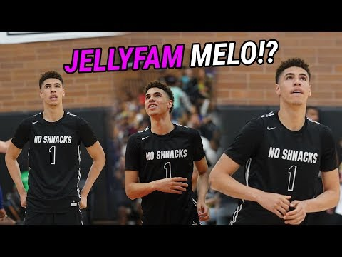 LaMelo Ball Does