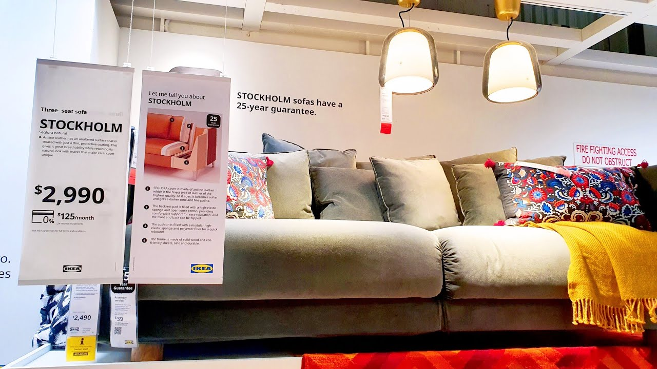 best and most comfortable ikea sofas ikea sofa beds 2020
