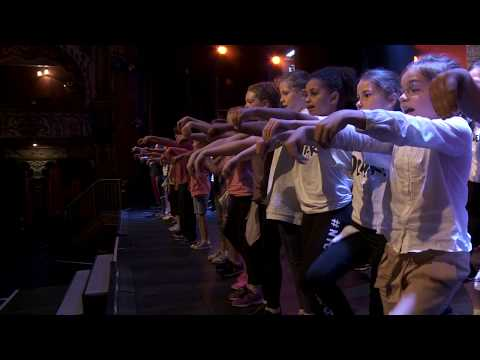 Oliver!: the seventh annual Grand Opera House Summer Youth Project