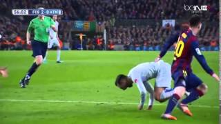 FC Barcelona vs Atletico Madrid  3 - 1  ( 11 / 1 / 2015 ) Goals