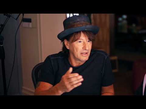 Songwriting Tips From Richie Sambora: Rare Interview - Bon Jovi | RSO | Songwriter's Hall of Fame