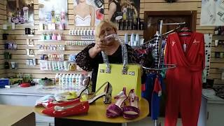 Туфли и сумки Фаберлик (Faberlic). Обзор новинок.