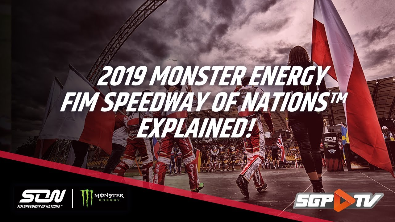 2019 Monster Energy FIM Speedway of Nations explained!